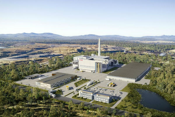 Energy from Waste plant proposed for Ipswich