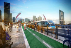 Victoria Bridge to make more room for cyclists
