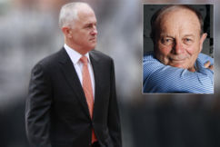 Gerry Harvey says a strange thing happened to sales when Malcolm Turnbull was ousted
