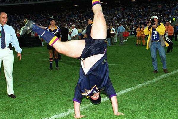 Article image for 'It was a surreal moment': NRL legend reflects on his illustrious career