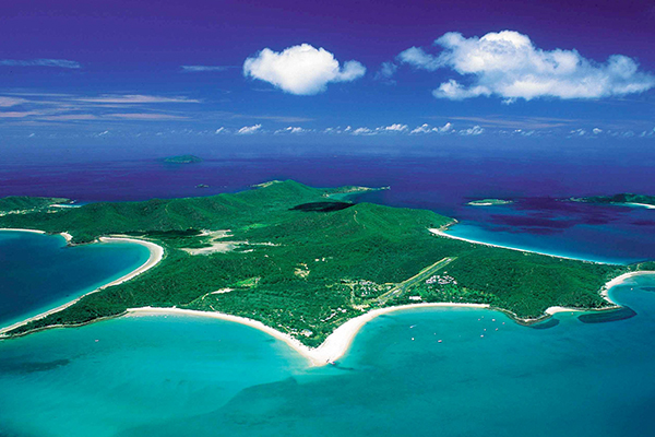 Article image for Cryptocurrency to fund Great Keppel Island's major makeover