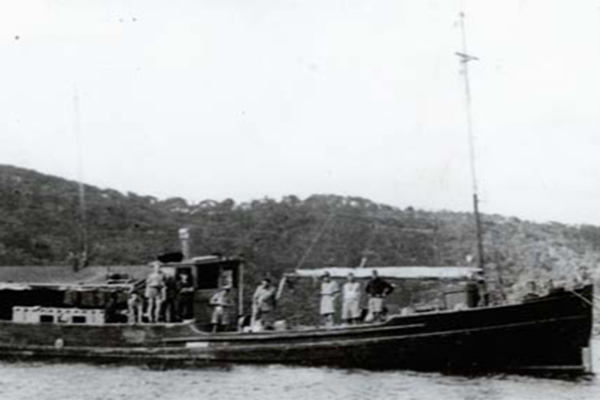 Article image for This ex-Japanese fishing boat was involved in WWII's most daring raid