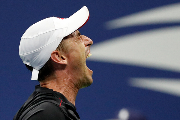 US Open upset: Australian John Millman defeats tennis great Roger Federer