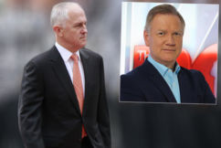 Andrew Bolt calls out Turnbull's 'real low act'