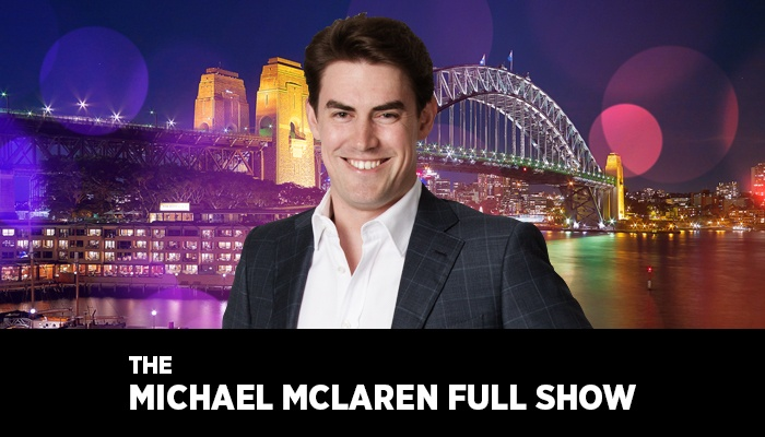 Article image for Overnights with Michael McLaren 28th November