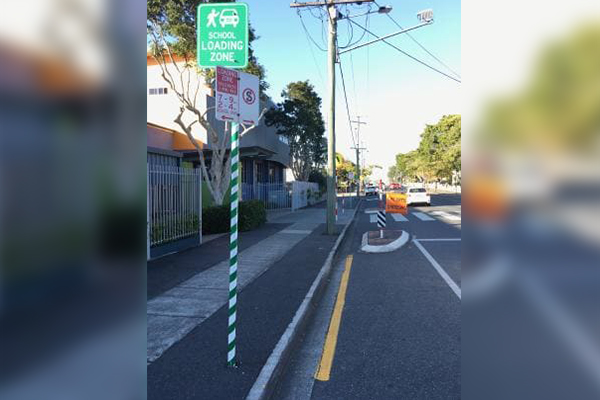 Why barber poles are popping up in Brisbane