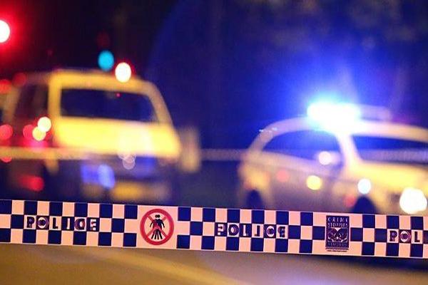 Hunt for suspected car thief after major Brisbane crash