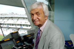 Richie Benaud insisted one condition be written into his contract