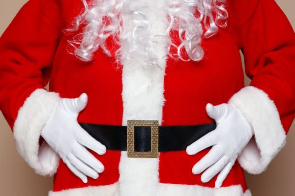 Santa Claus is coming to town… or is he?