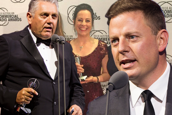 Article image for Finalists announced for the Australian radio awards