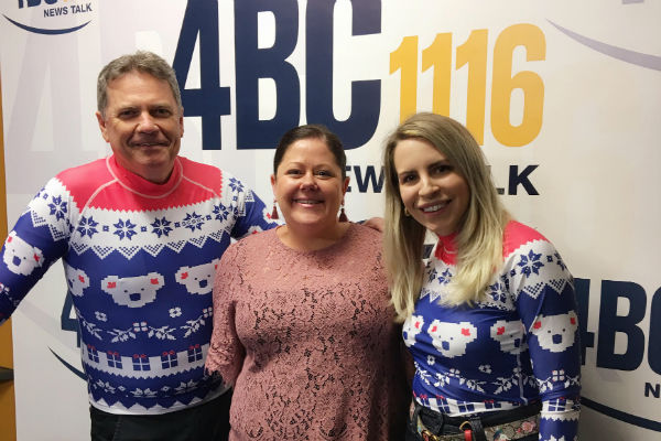 Cancer Council gets ugly at the beach for Christmas