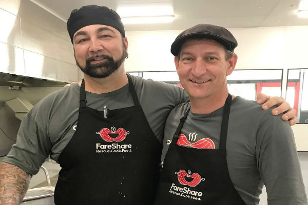 Millions of free meals for Brisbane's needy