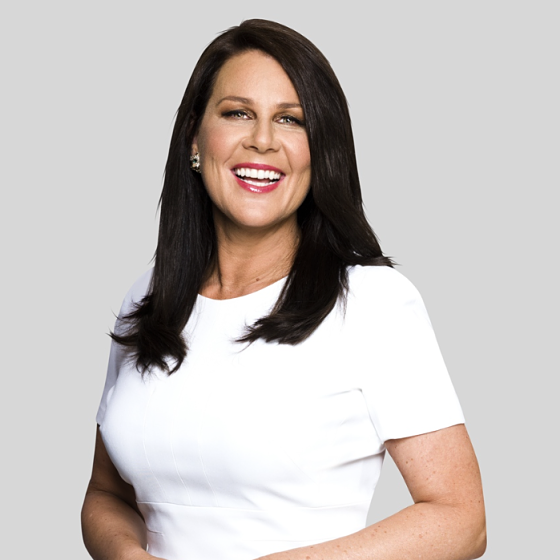 Julia Morris gives her dating advice