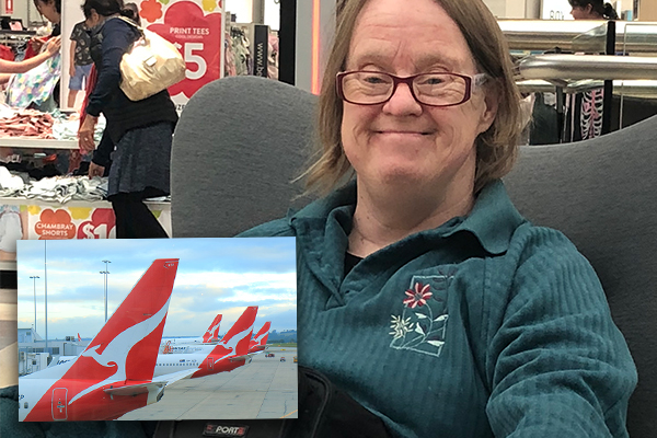 Article image for 'I'mgoing to text Alan Joyce': Ray demands life ban for man who verbally abused Down Syndrome passengers