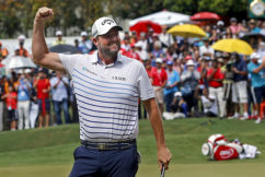 Marc Leishman's 'little rule' that has him soaring up the world golf rankings