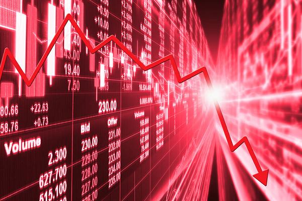 Australian share market crashes, more than $54 billion wiped