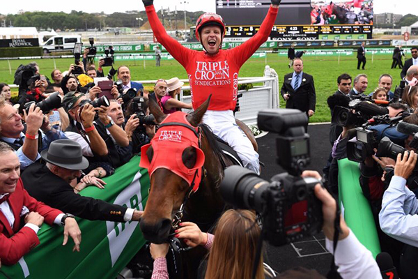 Champion trainer Peter Snowden describes scaling The Everest… again