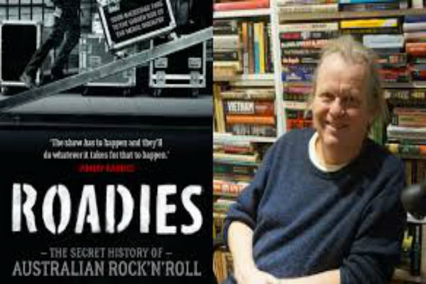 Roadies gives readers a backstage pass