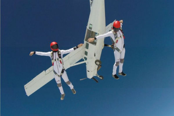 Skydiving Champs