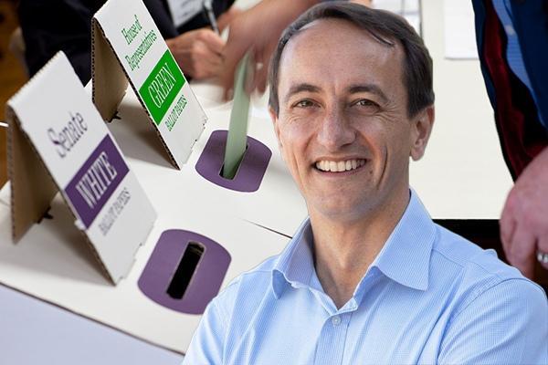 Article image for 'One of the finest candidates to be unearthed in recent times': Who is Dave Sharma?