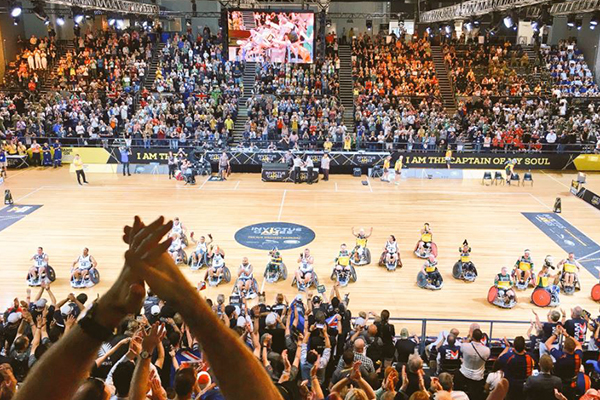 Article image for The Invictus Games legacy will live on in Australia