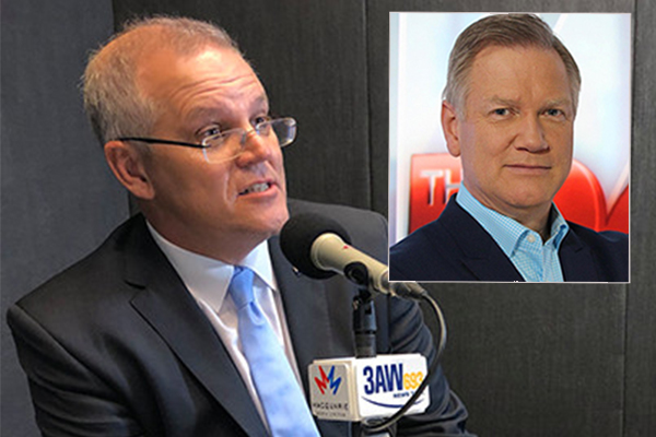Article image for Andrew Bolt blasts Scott Morrison's 'terrible decision'