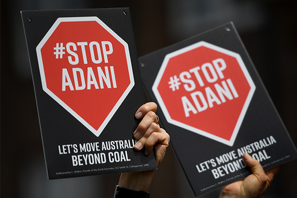 Article image for Adani mine is set to go ahead: 'Huge game changer' for Townsville