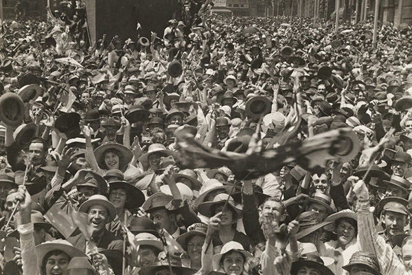 Article image for The road to Armistice: The final days of WWI