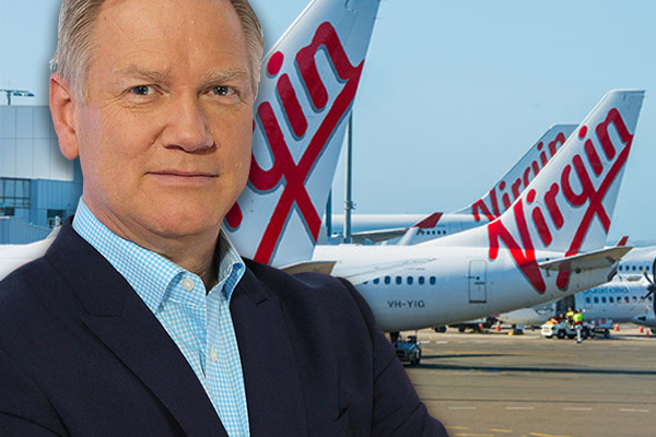 Andrew Bolt has a different take on Virgin's plan to honour veterans