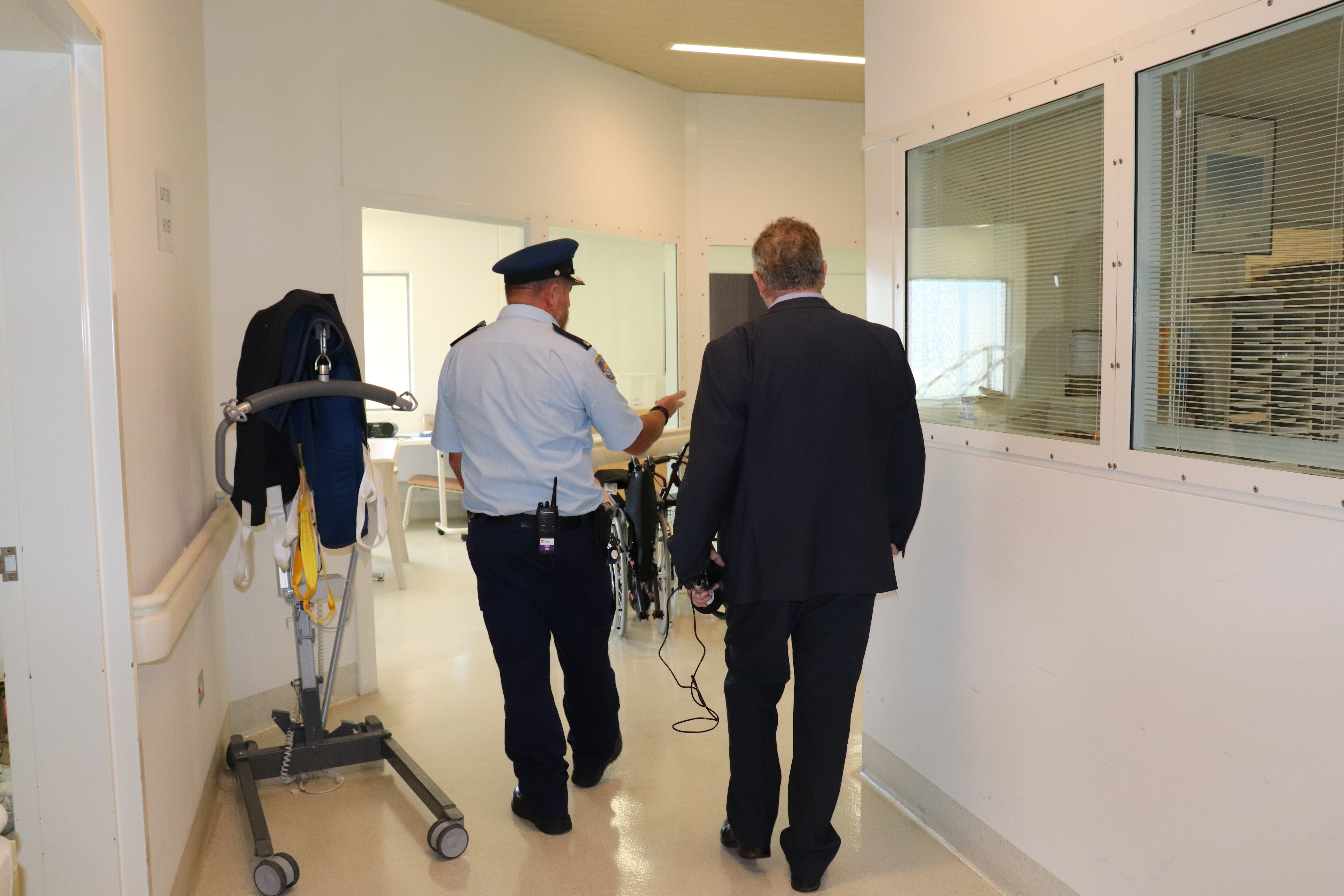 Courtesy of CSNSW - Tour of Long Bay Hospital 1