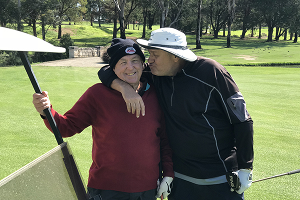 Ray loses his golfing buddy Dickie Hoyle to retirement
