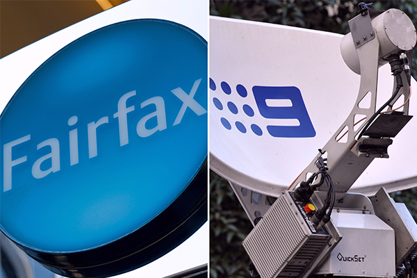 Article image for Competition watchdog approves multibillion-dollar Nine and Fairfax merger