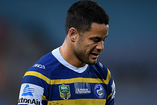 Article image for Jarryd Hayne charged with aggravated sexual assault