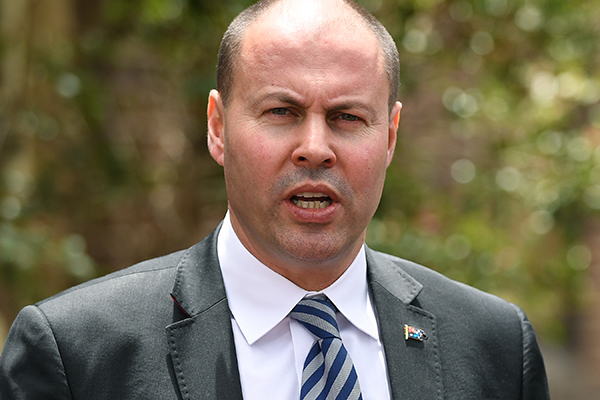 Josh Frydenberg to unveil $2-billion plan to help small business