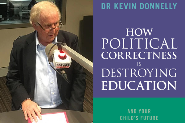 Education expert believes political correctness is destroying our children's future