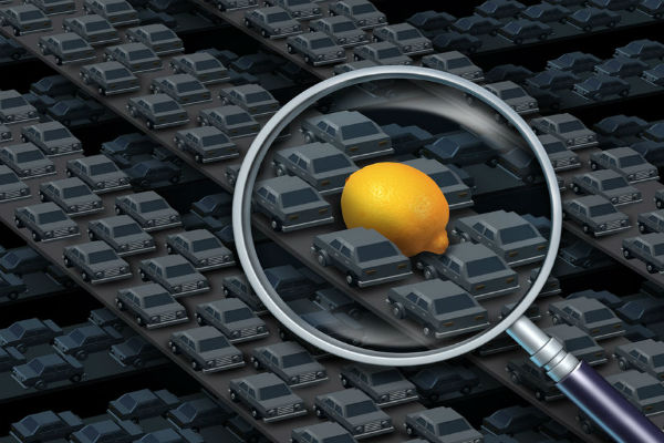 Increased avenues for people sold 'lemon' cars