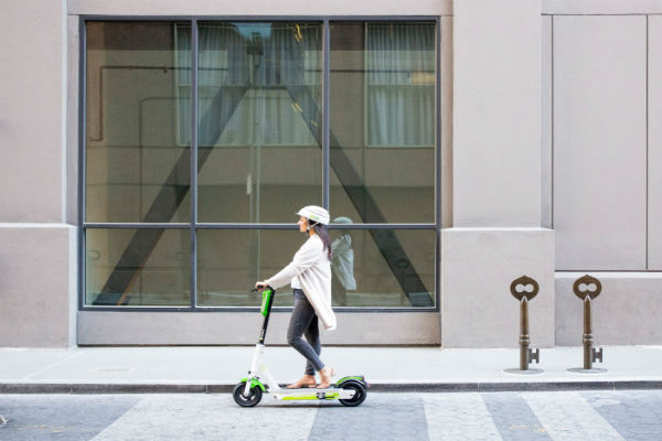 Electric scooter sharing rolls into Brisbane