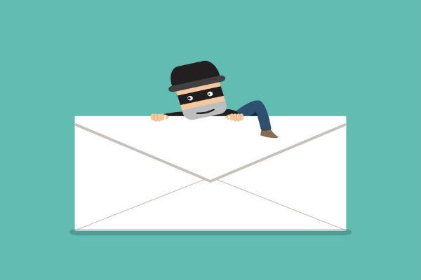 Snail mail scratchie scam