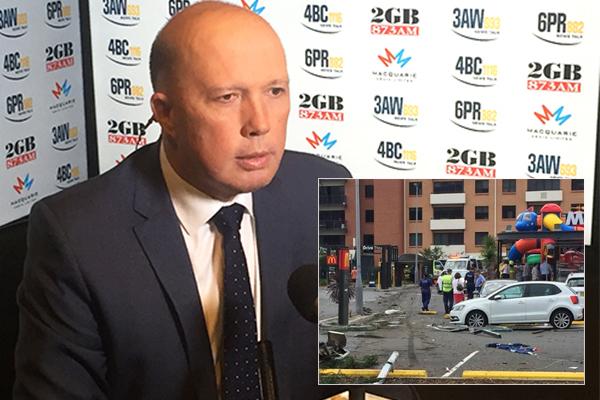 Border Force investigating dodgy truck company behind McDonald's crash