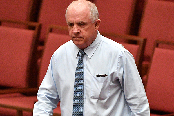 'The rorting is over': Senator Williams hopeful banks will 'lift their game'