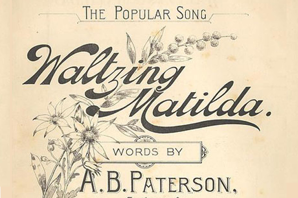 The original version of Waltzing Matilda sounds nothing like the song you know