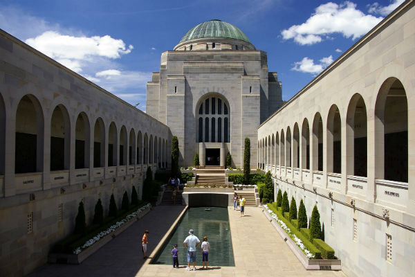 Half a billion dollars to update the Aust War Memorial