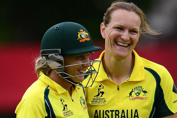 Sarah Aley recaps Australian Women's T20 World Cup opening victory