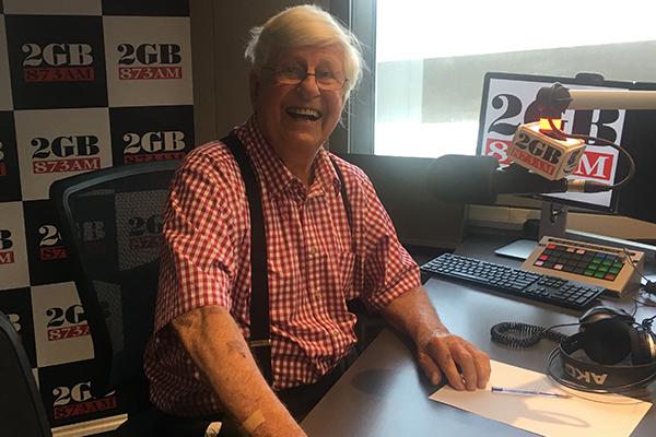 John Singleton's cunning plot to get radio legend Bob Rogers off-air