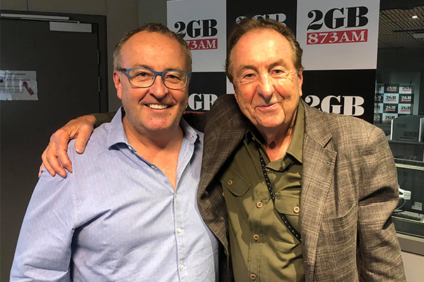 Eric Idle reveals how one of The Beatles saved Life of Brian