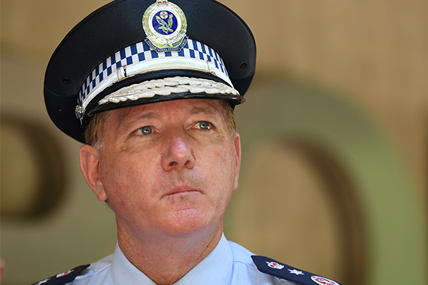 Police Commissioner opens up about the job that still haunts him