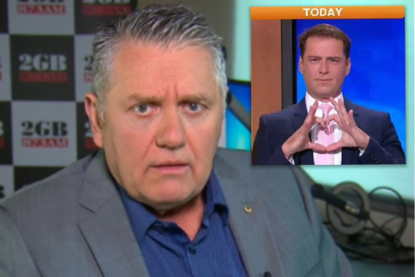 Article image for Ray offers Karl Stefanovic some hilarious fashion advice