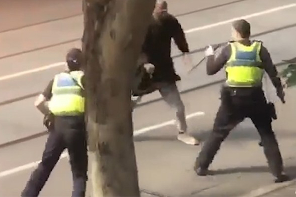 Article image for Bourke Street attack: Does Australia need a rapid response unit?