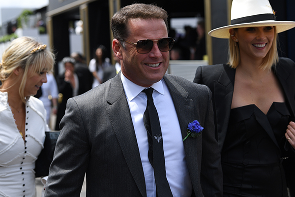 Article image for Karl Stefanovic axed from The Today Show