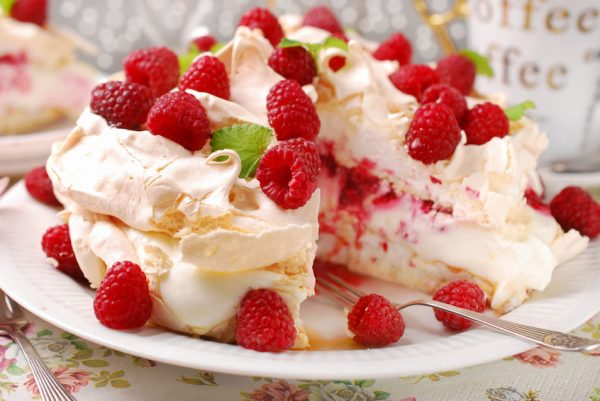 Where is the true birthplace of the iconic pavlova?